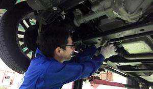 輸入車のプロによる安心の整備
